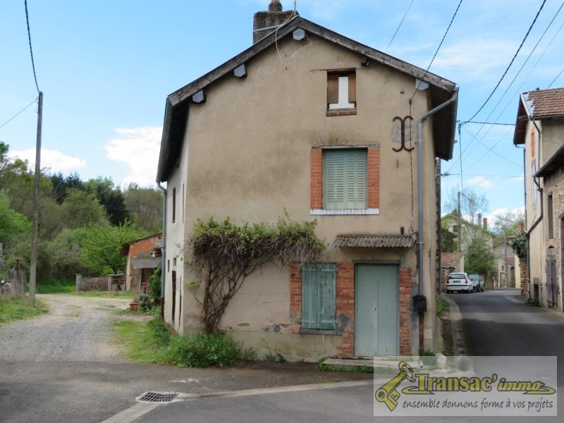 Vente maison / villa Ris 29 800€ - Photo 1