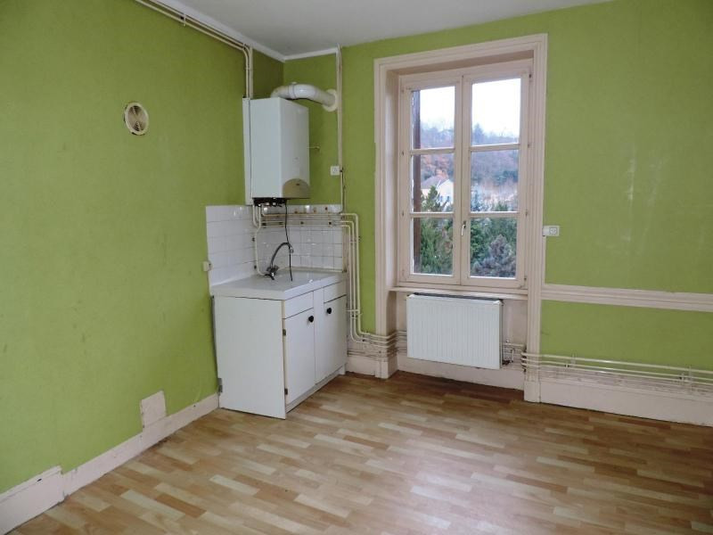 Location appartement Amplepuis 260€ CC - Photo 1
