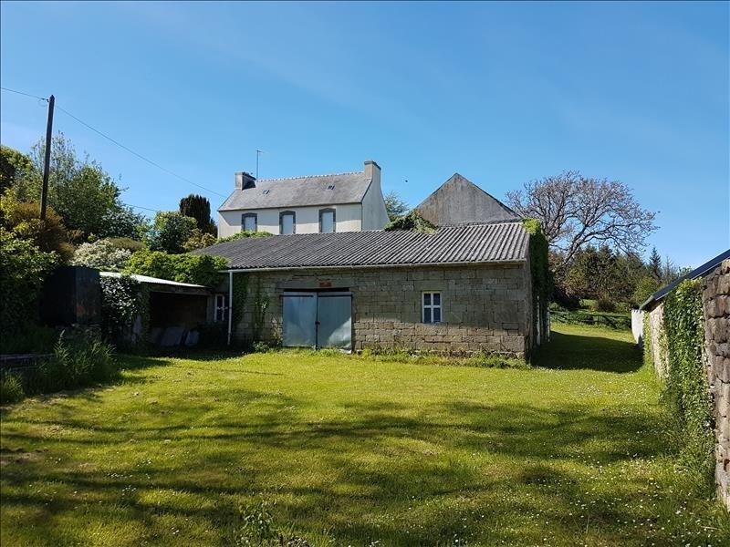 Sale house / villa Plogonnec 118800€ - Picture 2