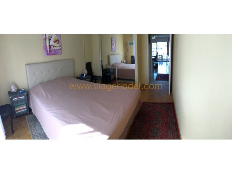 Lijfrente  appartement Le cannet 80000€ - Foto 4