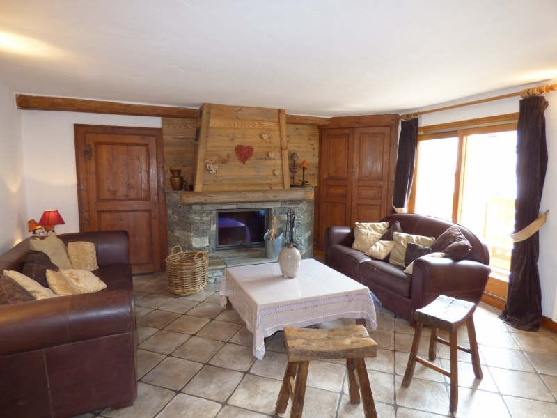Vente de prestige maison / villa Meribel 1 352 000€ - Photo 1