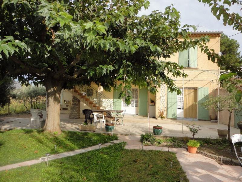 Vente maison / villa Althen des paluds 395200€ - Photo 1
