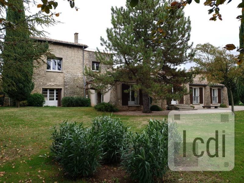 Vente de prestige maison / villa Loriol-sur-drôme 750000€ - Photo 2
