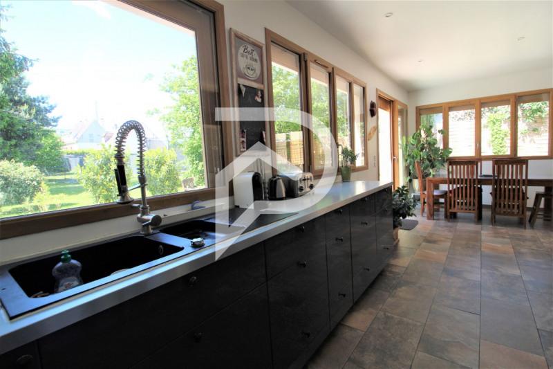 Sale house / villa Saint gratien 692800€ - Picture 4