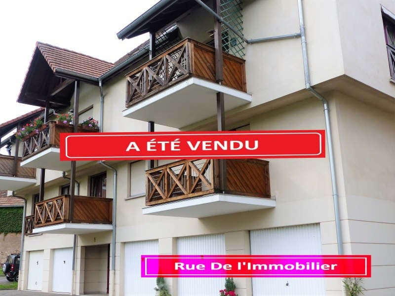 Sale apartment Osthoffen 169790€ - Picture 1