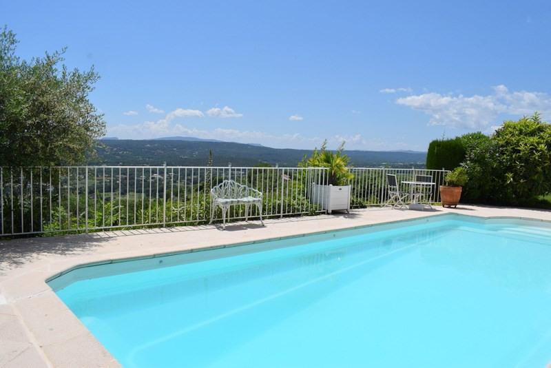 Verkauf von luxusobjekt haus Montauroux 1260000€ - Fotografie 3