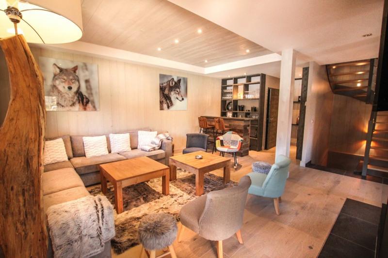 Deluxe sale house / villa Praz sur arly 1300000€ - Picture 1