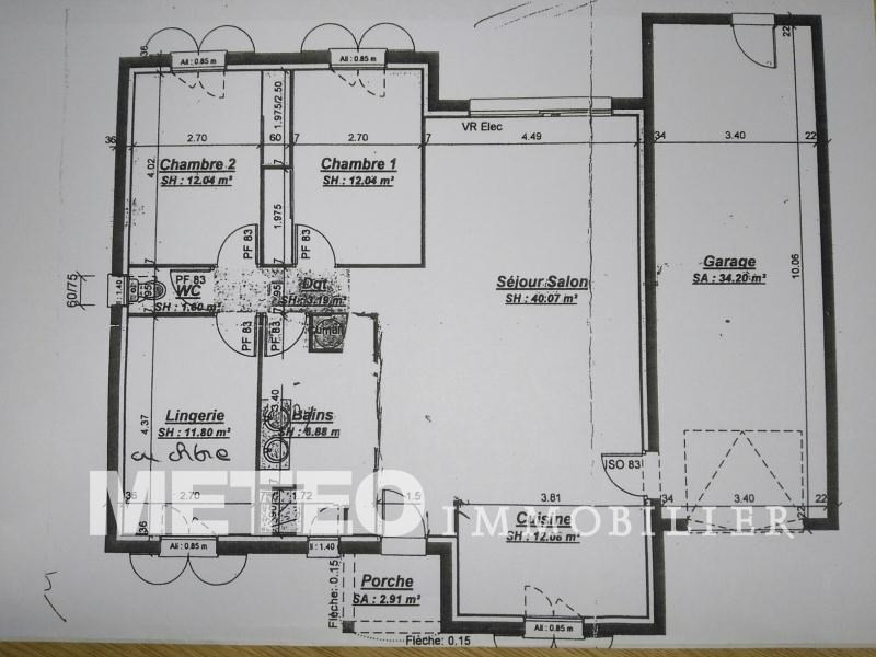 Sale house / villa Moutiers sur le lay 163000€ - Picture 3