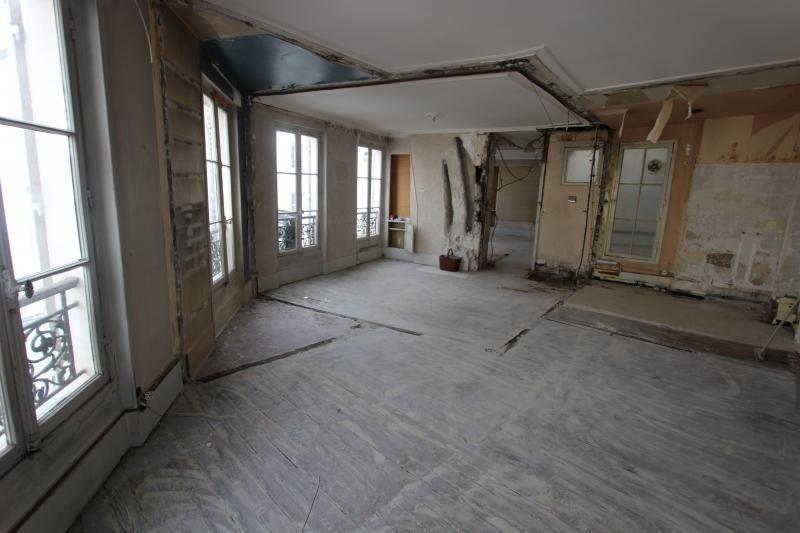 Sale apartment Paris 3ème 779000€ - Picture 4