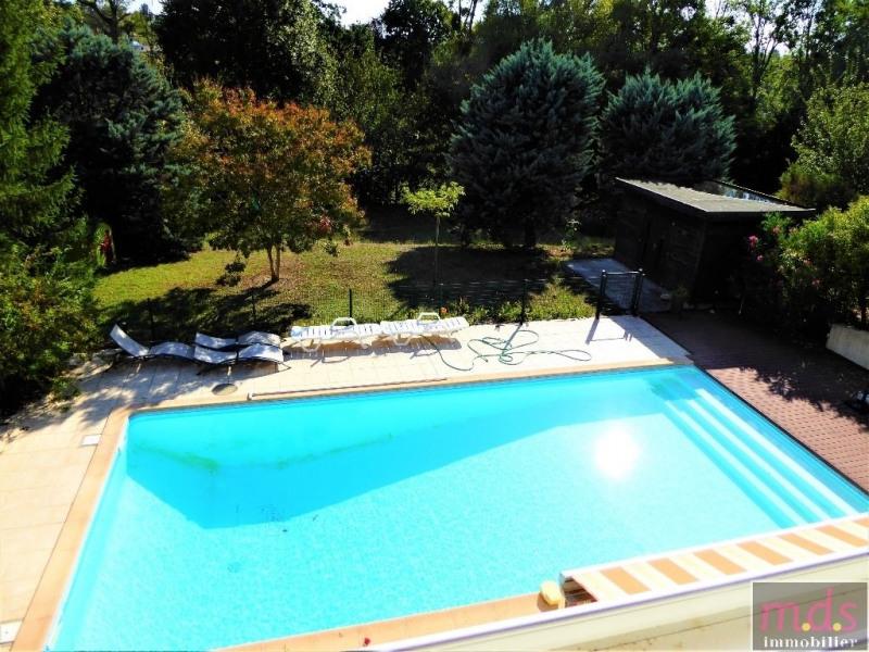 Deluxe sale house / villa Montrabe 661000€ - Picture 2