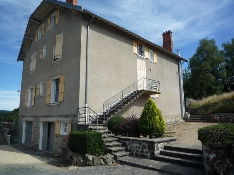 Sale house / villa Le chambon sur lignon 225000€ - Picture 1