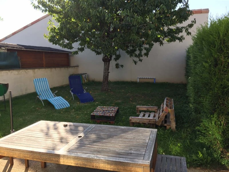 Rental house / villa St benoit 710€ CC - Picture 5