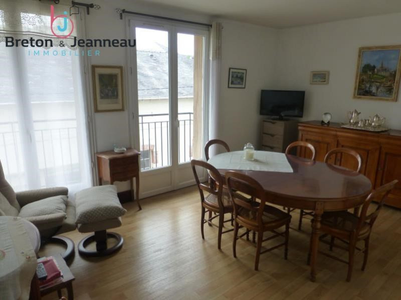 Rental apartment Laval 495€ CC - Picture 1
