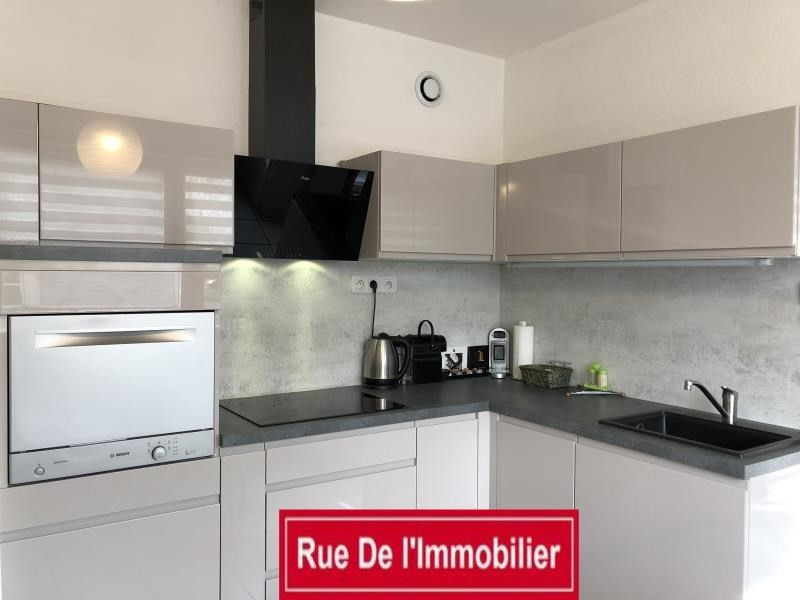Sale apartment Marienthal 127 500€ - Picture 2