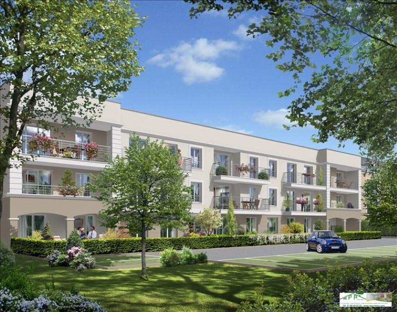 Rental apartment Draveil 656€ CC - Picture 1