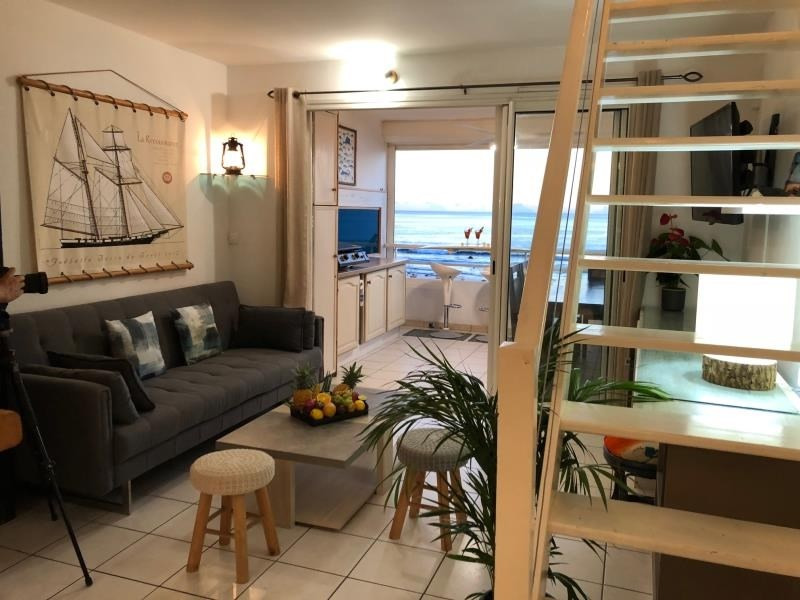Revenda residencial de prestígio apartamento St leu 420000€ - Fotografia 3