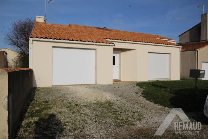 Produit d'investissement maison / villa Aizenay 179540€ - Photo 3