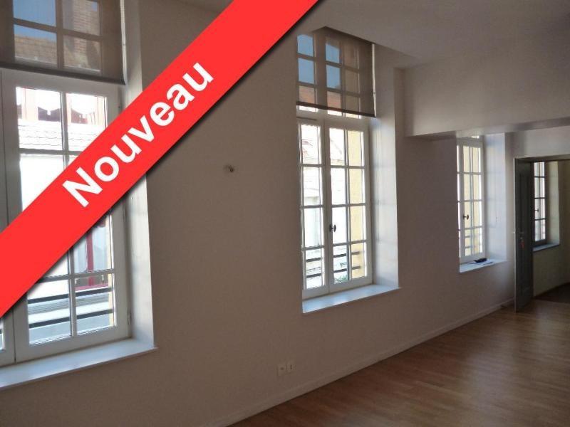 Location appartement Aire sur la lys 420€ CC - Photo 1