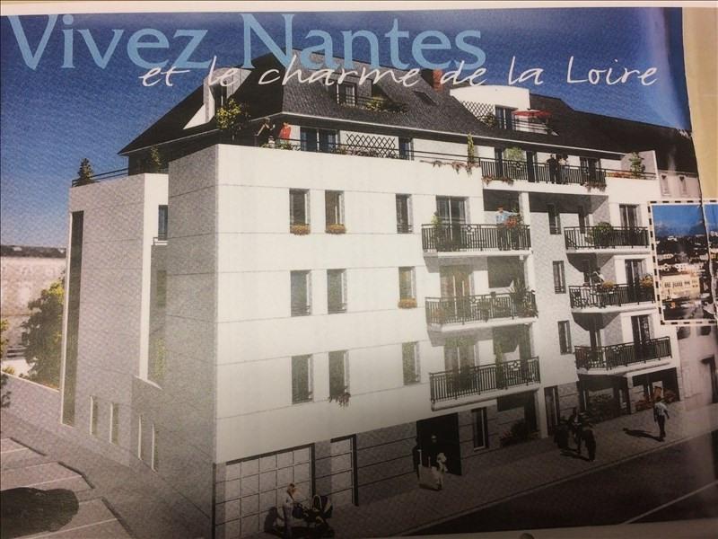 Sale apartment Nantes 213000€ - Picture 1