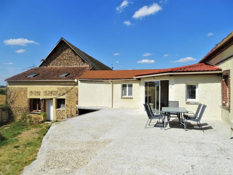 Vente maison / villa Chateauneuf en thymerais 171000€ - Photo 1