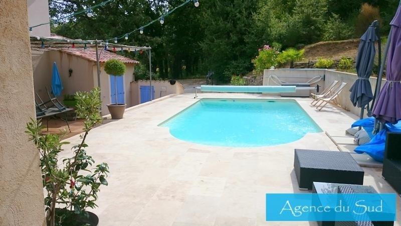 Vente de prestige maison / villa Mimet 650000€ - Photo 2