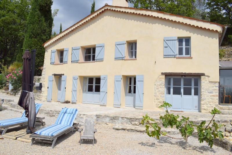 Venta de prestigio  casa Fayence 892000€ - Fotografía 5