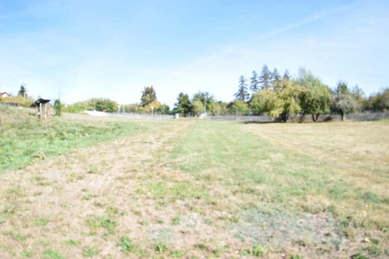 Vente terrain Condat-sur-vienne 55000€ - Photo 1