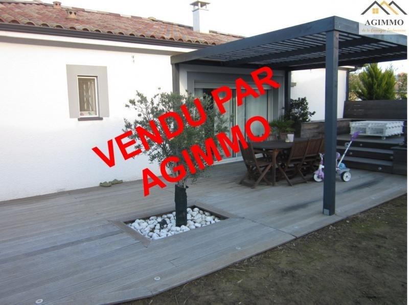 Sale house / villa L isle jourdain 300000€ - Picture 1