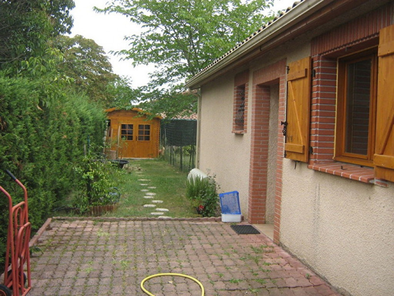 Rental house / villa Colomiers 1 227€ CC - Picture 3