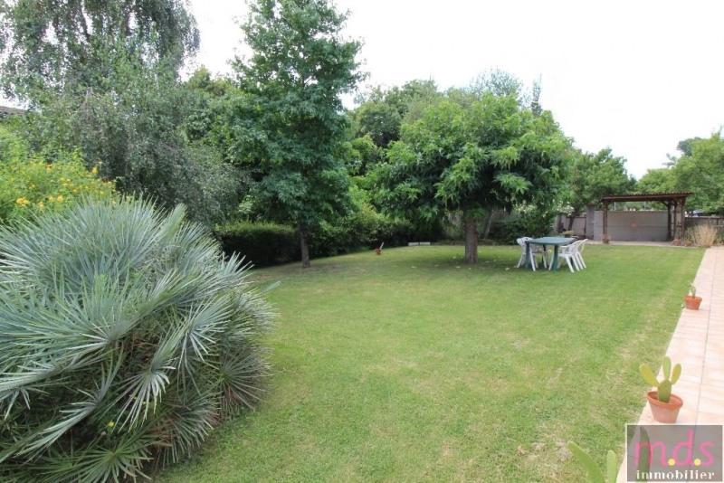 Deluxe sale house / villa Balma 10 minutes 453000€ - Picture 3