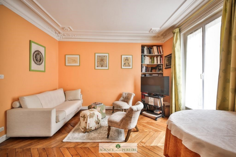 Vente appartement Paris 17ème 589 000€ - Photo 2