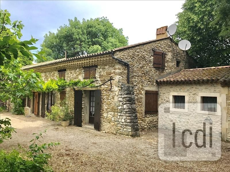 Vente maison / villa Pont-de-barret 490000€ - Photo 3