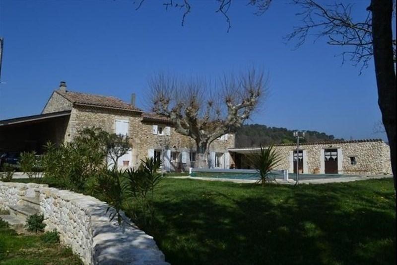 Deluxe sale house / villa Montelimar 598000€ - Picture 4
