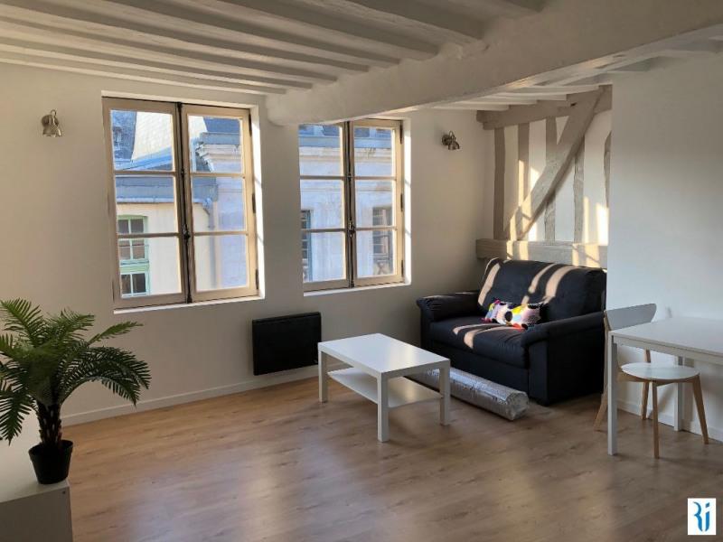 Affitto appartamento Rouen 650€ CC - Fotografia 1
