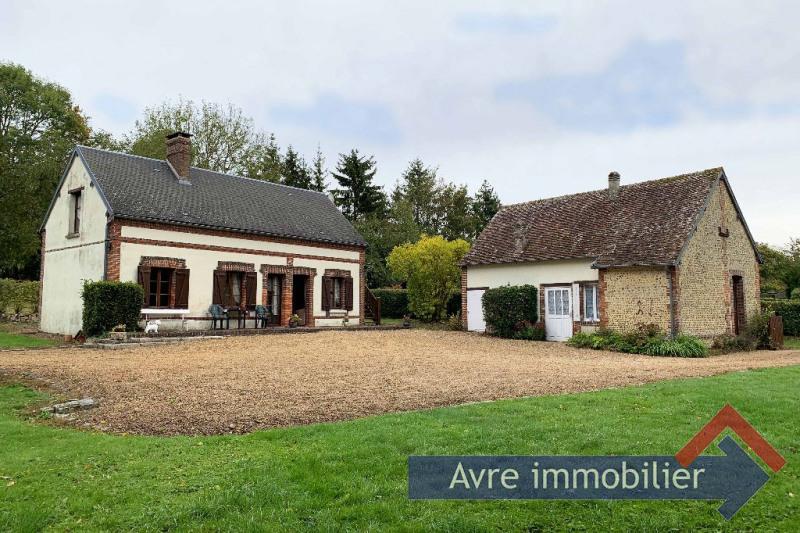Sale house / villa Verneuil d'avre et d'iton 157000€ - Picture 1