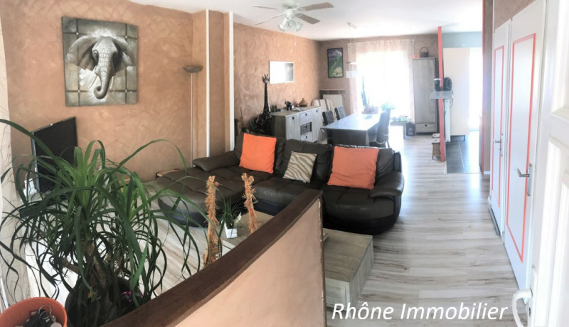 Vente maison / villa Jonage 370000€ - Photo 6