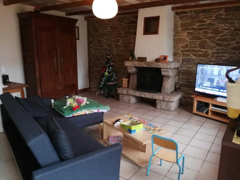 Sale house / villa Saint pever 111800€ - Picture 2