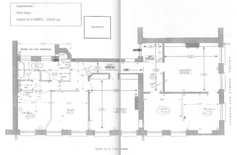 Vente de prestige appartement Lyon 1er 755000€ - Photo 11