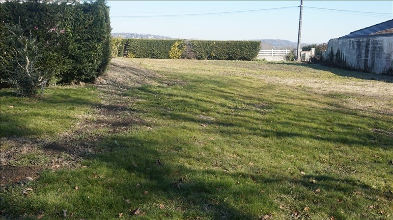 Vente terrain Sauvagnon 76 000€ - Photo 1