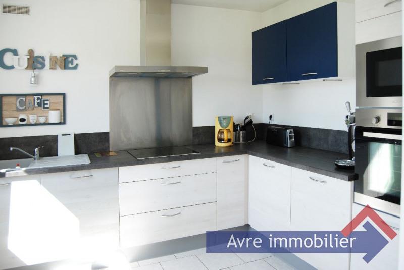 Sale house / villa Verneuil d avre et d iton 149500€ - Picture 2