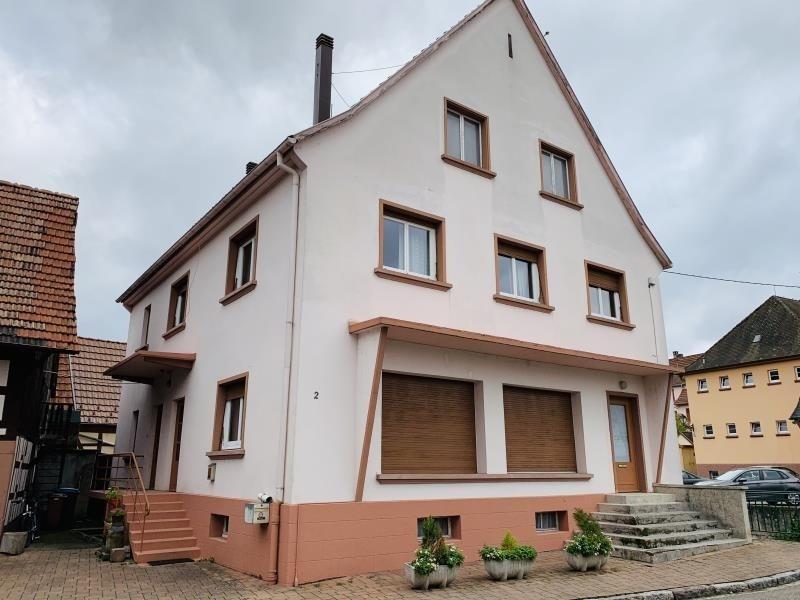 Produit d'investissement maison / villa Lembach 206900€ - Photo 1