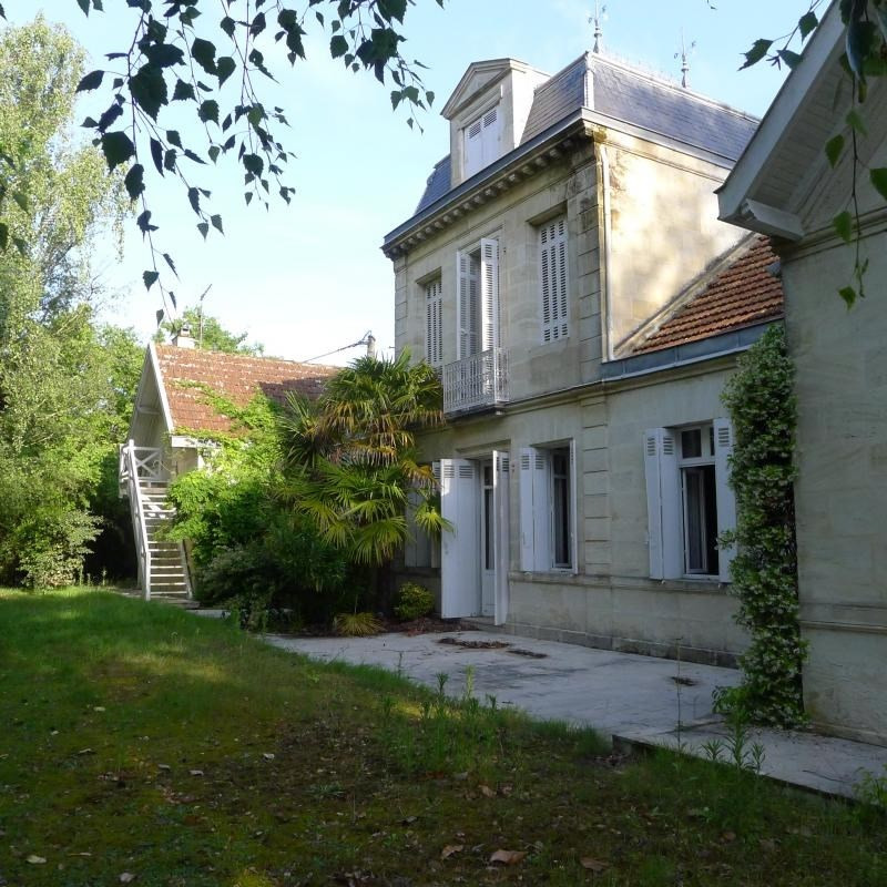 Vente de prestige maison / villa Pessac 2880000€ - Photo 1