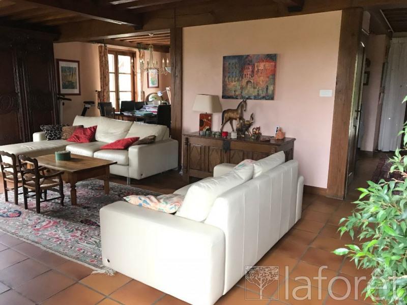 Vente maison / villa Lent 377000€ - Photo 4