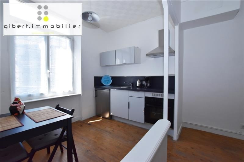 Vente appartement Le puy en velay 62 500€ - Photo 1