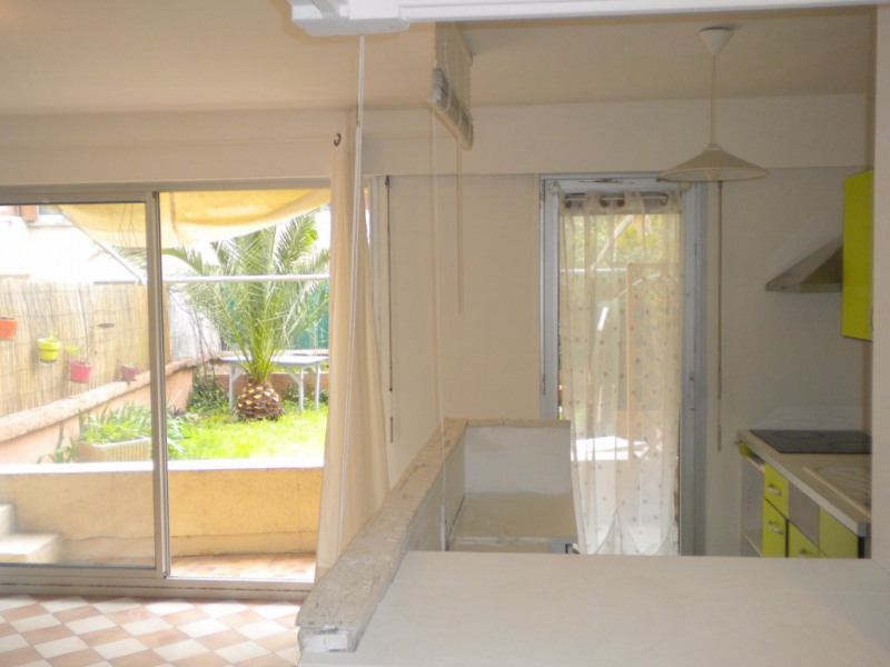 Sale apartment Nice 118000€ - Picture 2