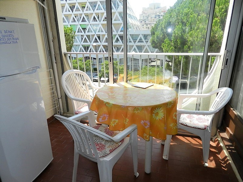 Location vacances appartement La grande motte 221€ - Photo 6
