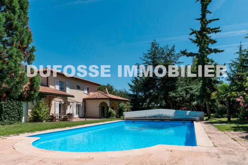 Deluxe sale house / villa Tassin-la-demi-lune 785000€ - Picture 1