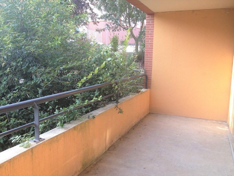 Rental apartment Aussonne 509€ CC - Picture 2
