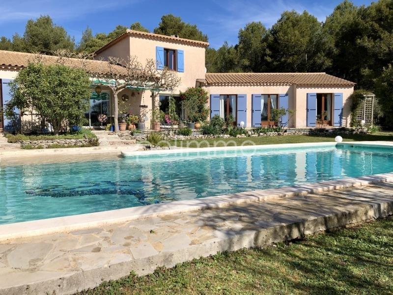 Deluxe sale house / villa Lambesc 730000€ - Picture 3