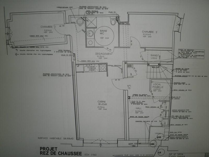 Alquiler  apartamento Chatonnay 535€ CC - Fotografía 11